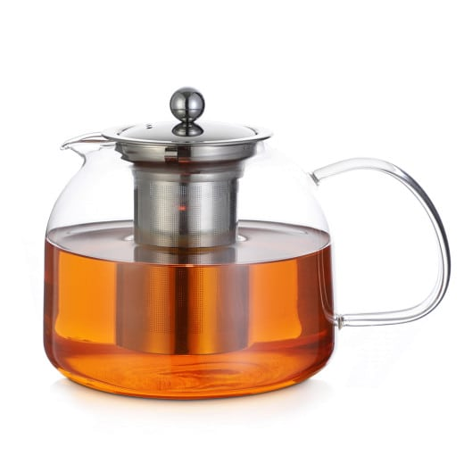 Teapot Glass with Infuser 1,5l