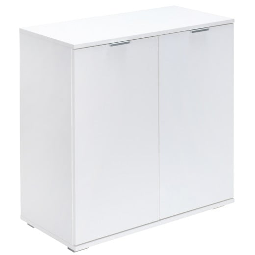 """Sideboard """"Alba"""" White with 2 doors"""