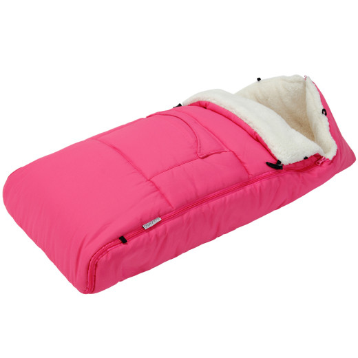 Baby Footmuff Pink 3x1.8ft