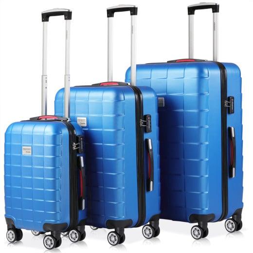 Monzana® Exopack Suitcase L