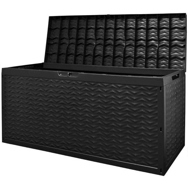 Garden storage box Cargo in anthracite