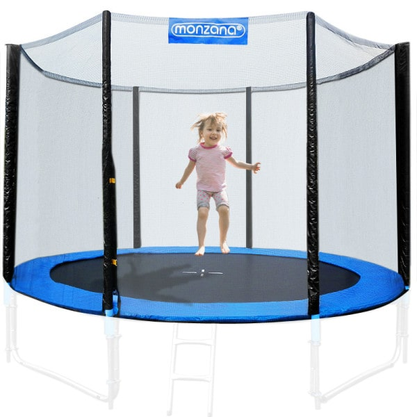 Safety net for trampolines 426cm