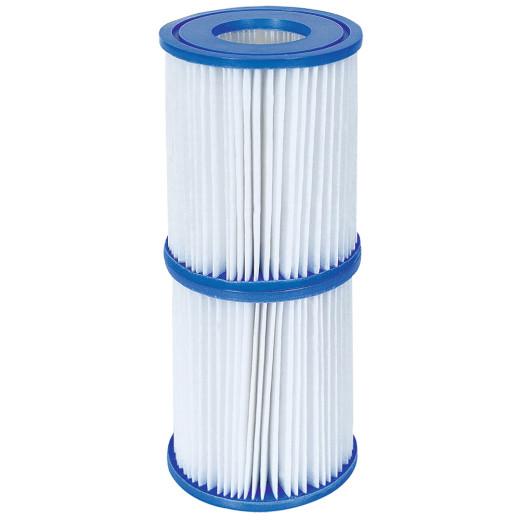 Filter cartridge Size II - Set of 2