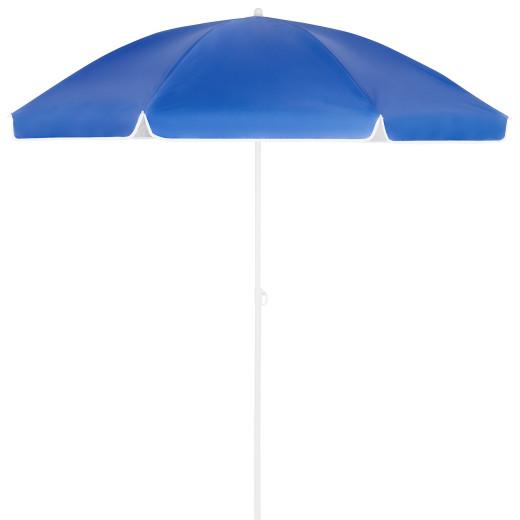 Sonnenschirm Cyprus Blau 180cm Neigefunktion