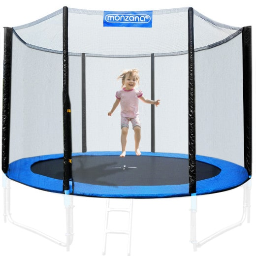 Safety net for trampolines 366cm