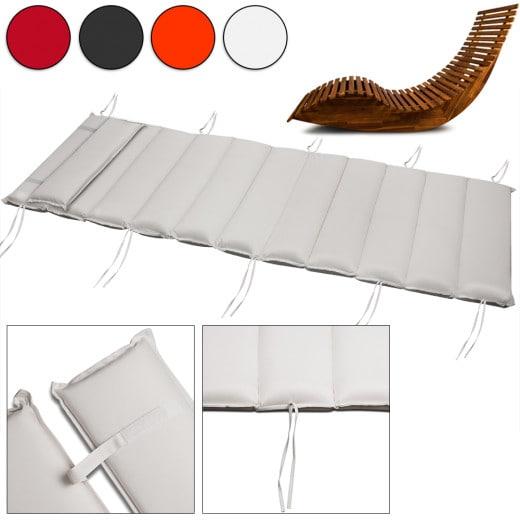 Sun Lounger Cushion Sun 177x58x7cm