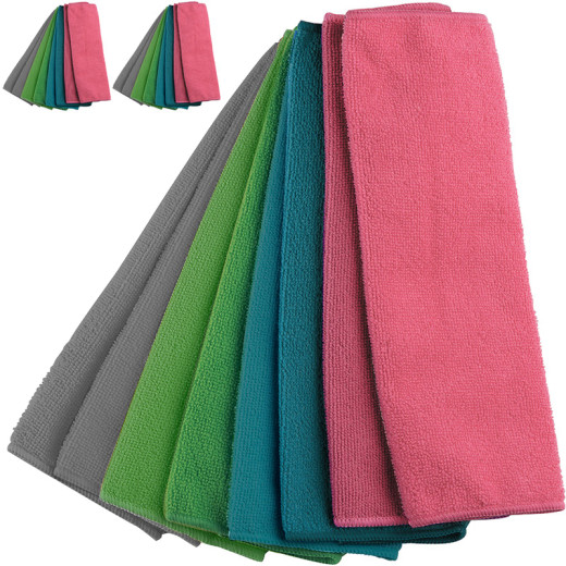 Microfibre Cleaning Cloth - Set of 24