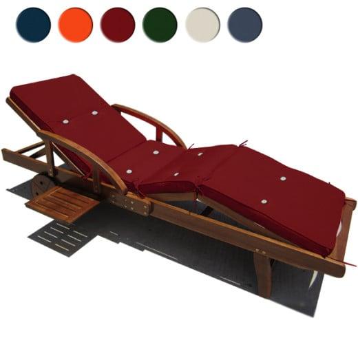 Sun Lounger Cushion Tami Sun 195x55x5cm