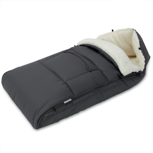 Baby Footmuff Anthracite 3x1.8ft