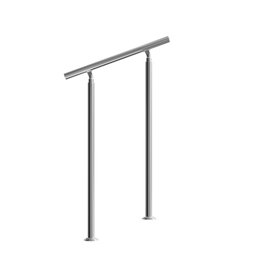 Banisters Stainless Steel 80cm