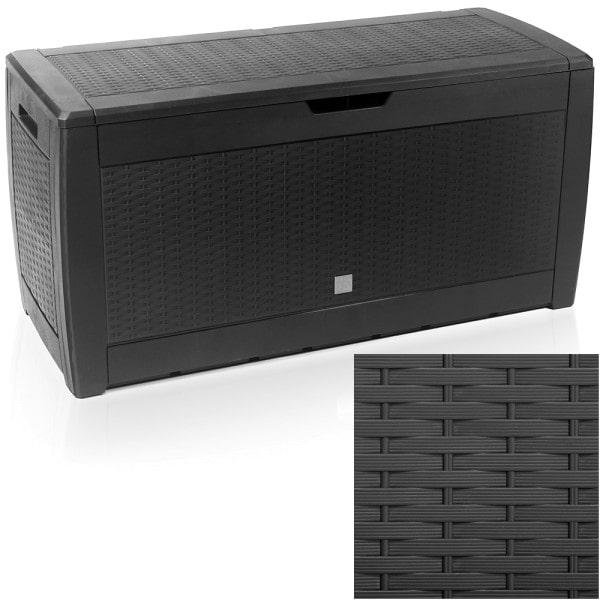 Storage box Rato in athracite