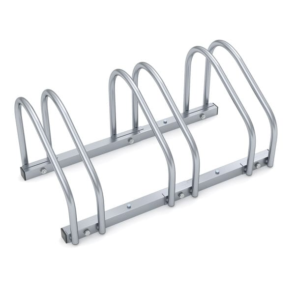 Bicycle Stand 3 Bikes 71x32x27cm