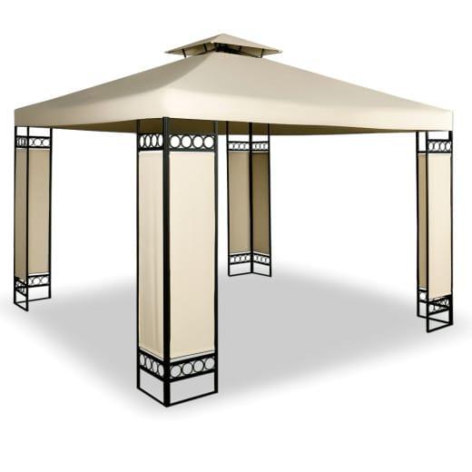 Pavillon Lorca Creme 3x3 m