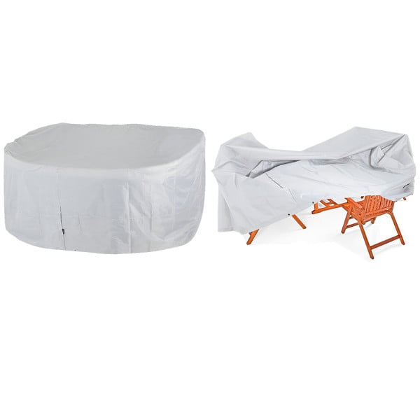 Your Furniture Set is ideally protected with this High-quality 420D Oxford Cover