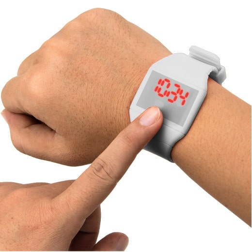 Watch LED Digital Touchscreen Sport Wrist Watch Silicone Date & Seconds