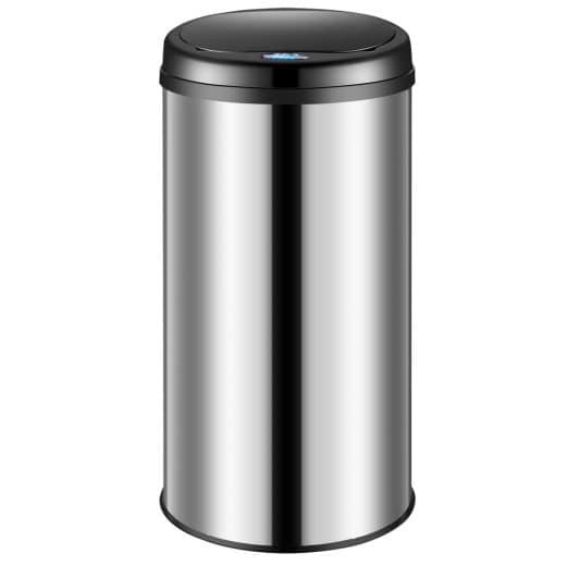 Sensor Mülleimer Edelstahl 56 Liter